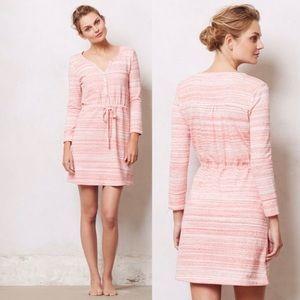 Anthropologie Poppy Chemise Dress